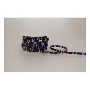 Κορδόνι 5mm X 10m-μπλέ σκούρο