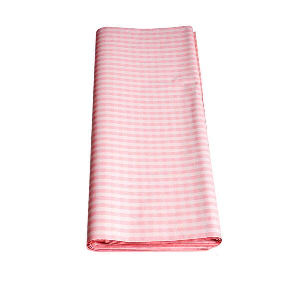 Χαρτί αφής 50 τεμάχια - 50 Χ 70 εκ. -ροζ καρώ
