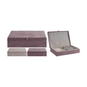 Βελούδινο κουτί κοσμημάτων 28 Χ 19 Χ 7 εκ.