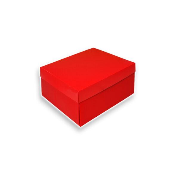 Κουτί κόκκινο 38 Χ 26 Χ 13 εκ.