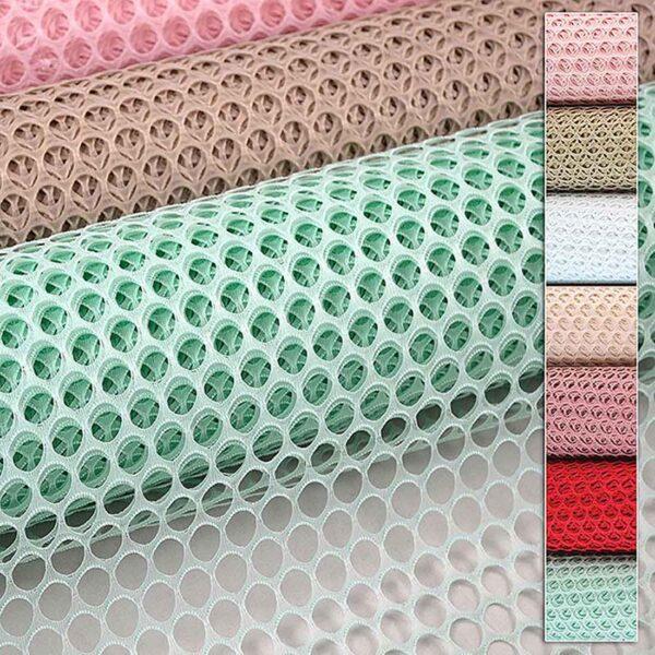 Ύφασμα με τρυπίτσες 62 cm X 9 m
