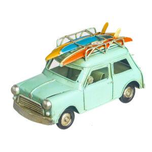 Βεραμάν vintage αυτοκινητάκι με σανίδες του σερφ 15 Χ 7 εκ.