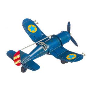 Μπλε ελικόπτερο 16 Χ 15 εκ.
