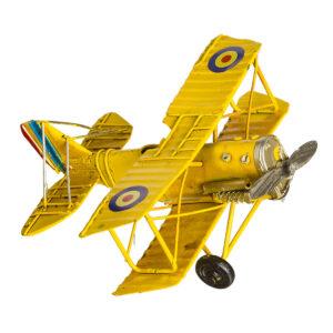 Κίτρινο ελικόπτερο 15 Χ 14 εκ.