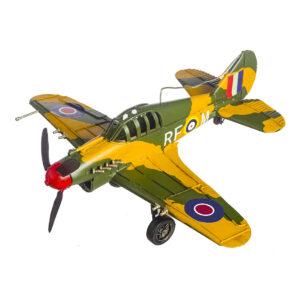 Χάκι-κίτρινο ελικόπτερο 35 Χ 30 εκ.