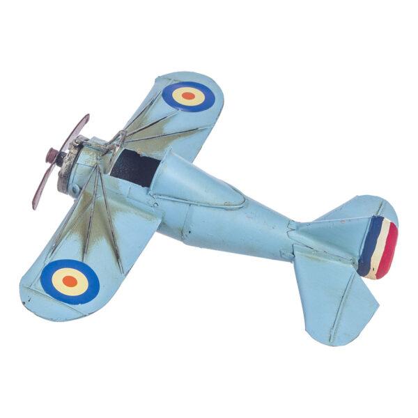 Γαλάζιο ελικόπτερο 16 εκ.