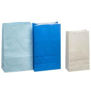 Χάρτινα φακελάκια. Σετ των 50 τεμαχίων
