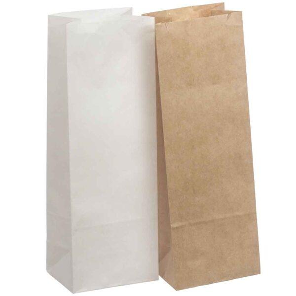 Φακελάκια χάρτινα 24 Χ 9 Χ 6 εκ. Σετ των 100 τεμαχίων