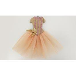 Φορεματάκι μπεζ 31 Χ 21 εκ.
