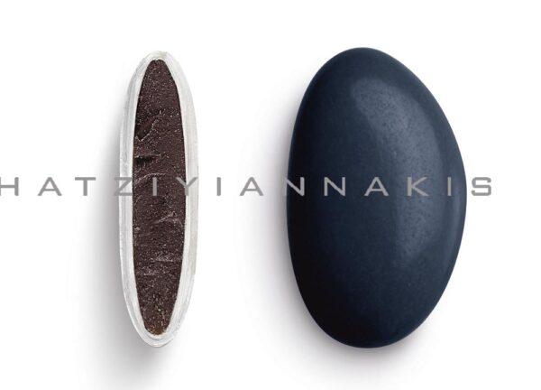 Κουφέτα bijoux supreme μπλε σκούρο γυαλισμένο. 1 κιλό